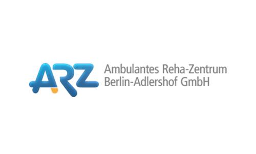 ARZ Ambulantes Reha-Zentrum Berlin Adlershof GmbH - Berlin - Referenz Gesundheitswesen