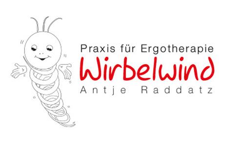 Praxis für Ergotherapie Wirbelwind - Antje Raddatz - Handewitt - Referenz