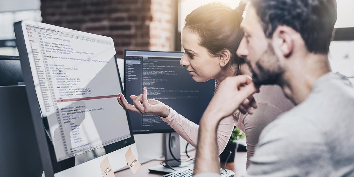 IT Mitarbeiter - Soft und Hardware Branche