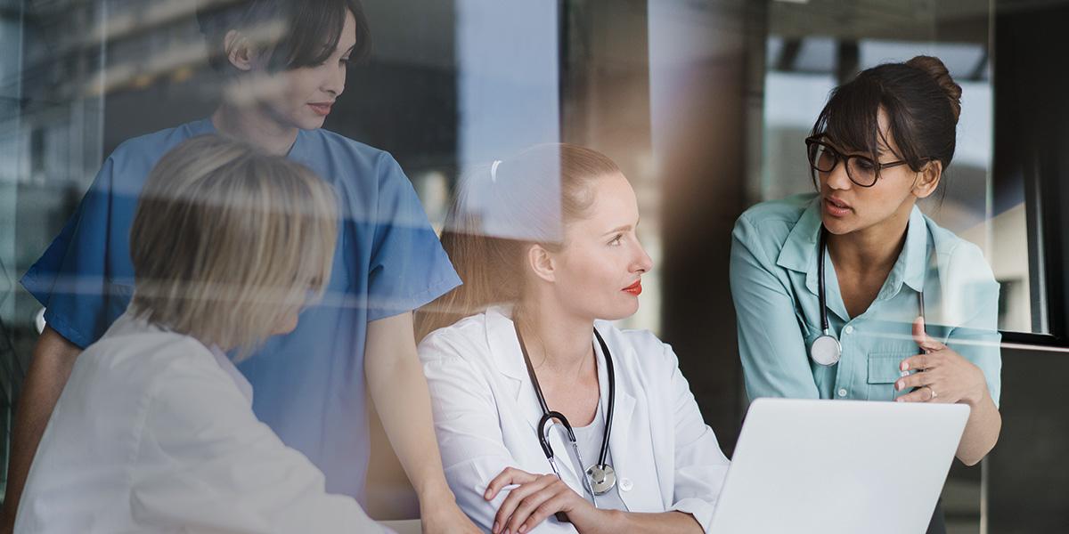 Aufnahme in Praxis - Gesundheits- und Sozialwesen
