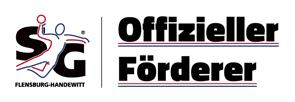 Offizieller Förderer der SG Flensburg-Handewitt